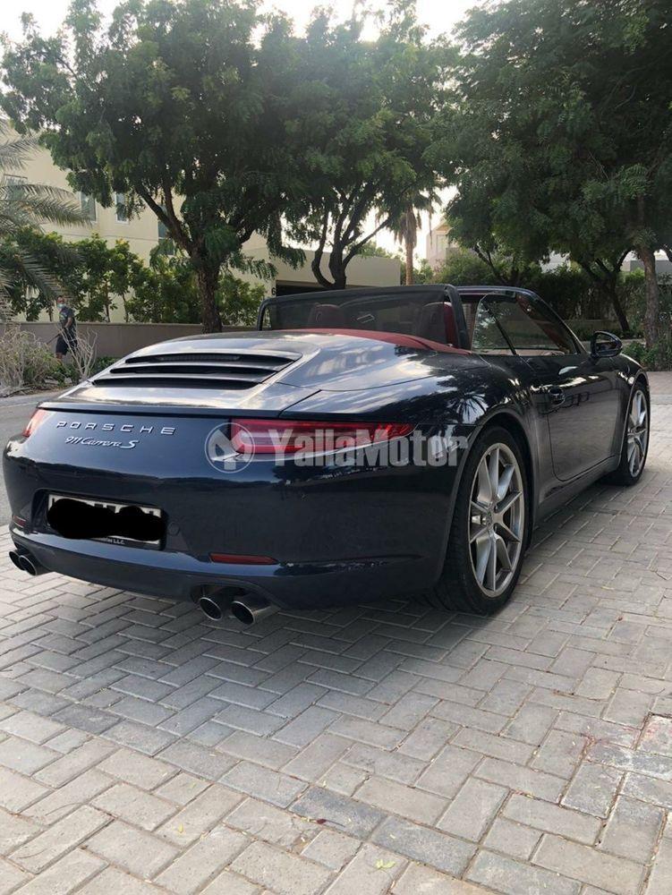 Used Porsche 911 Carrera S Cabriolet 2013