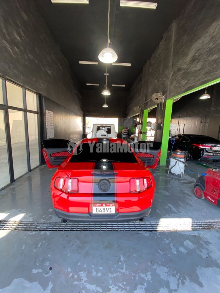 Used Ford Mustang  3.7L Coupe 2012