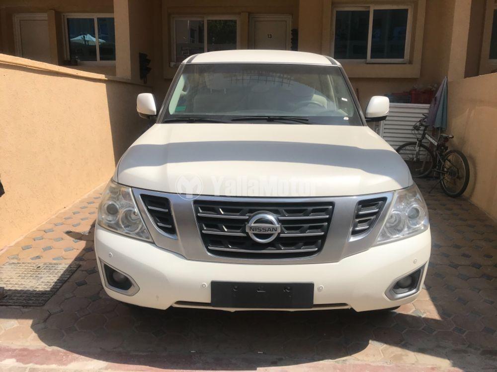 Used Nissan Patrol 5.6L SE 2014