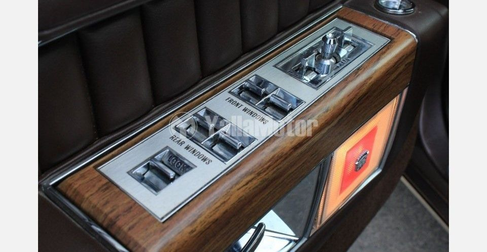 Used Cadillac DeVille 1983