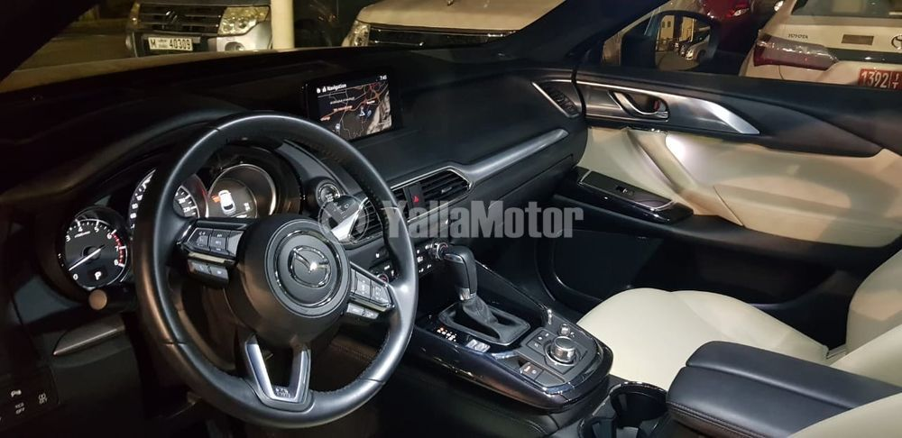 Used Mazda CX-9  2.5L Luxury (AWD) 2017