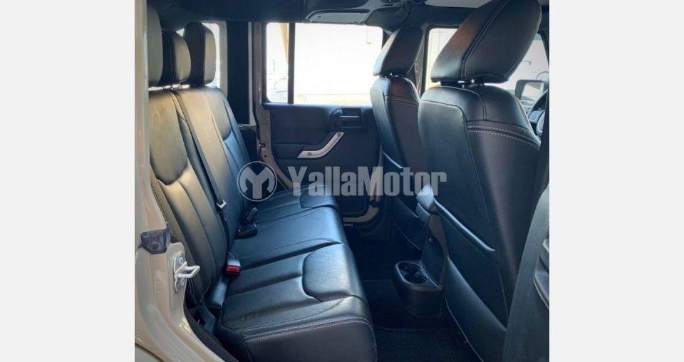Used Jeep Wrangler Unlimited  3.6L V6 Sahara 2017