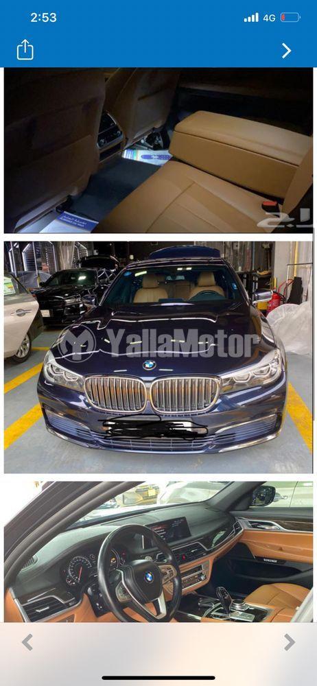 Used BMW 7 Series  730Li 2017