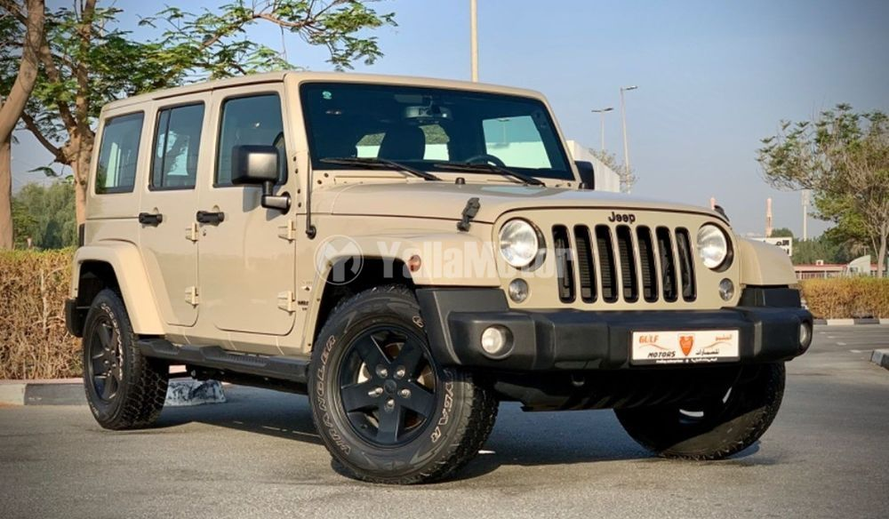 Used Jeep Wrangler 2017