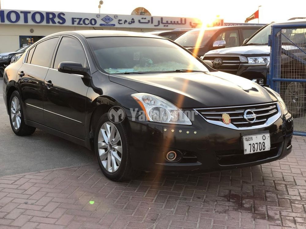 Used Nissan Altima  2.5 S 2012
