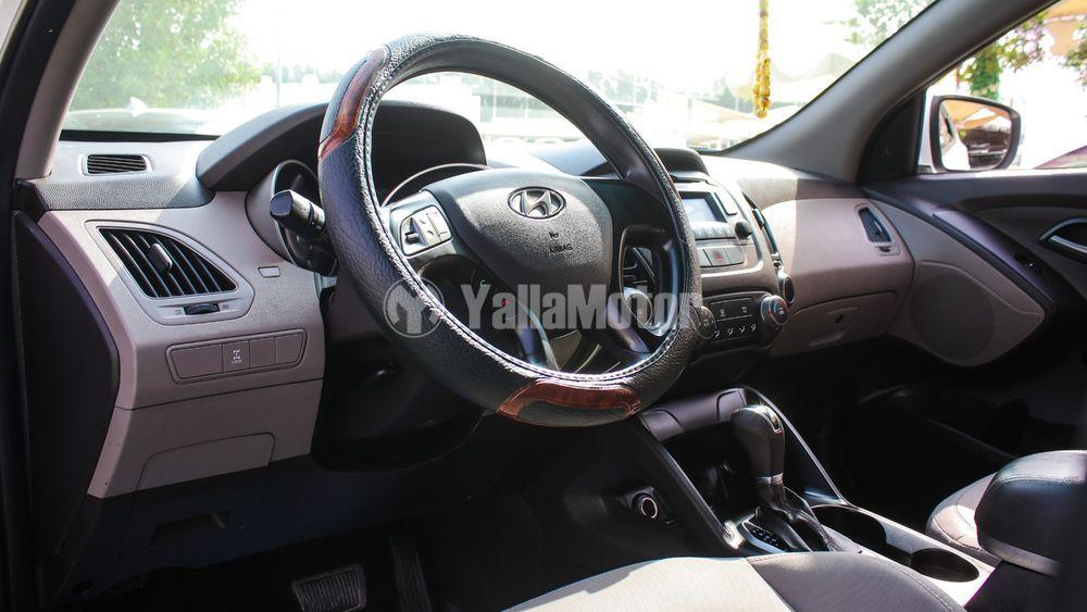 Used Hyundai Tucson Turbo 2015
