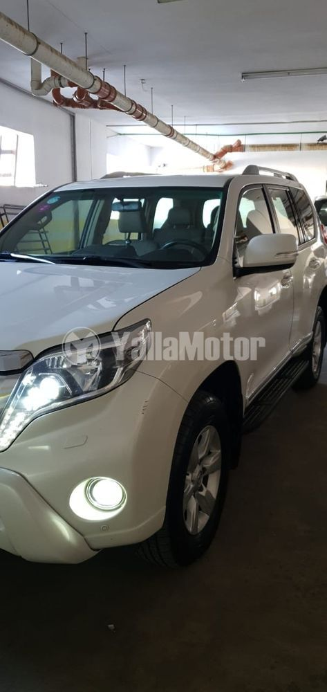 Used Toyota Land Cruiser Prado  5 Door 4.0L (Automatic) 2016