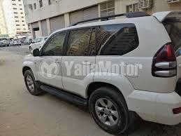 Used Toyota Land Cruiser Prado  5 Door 4.0L VXR 2004