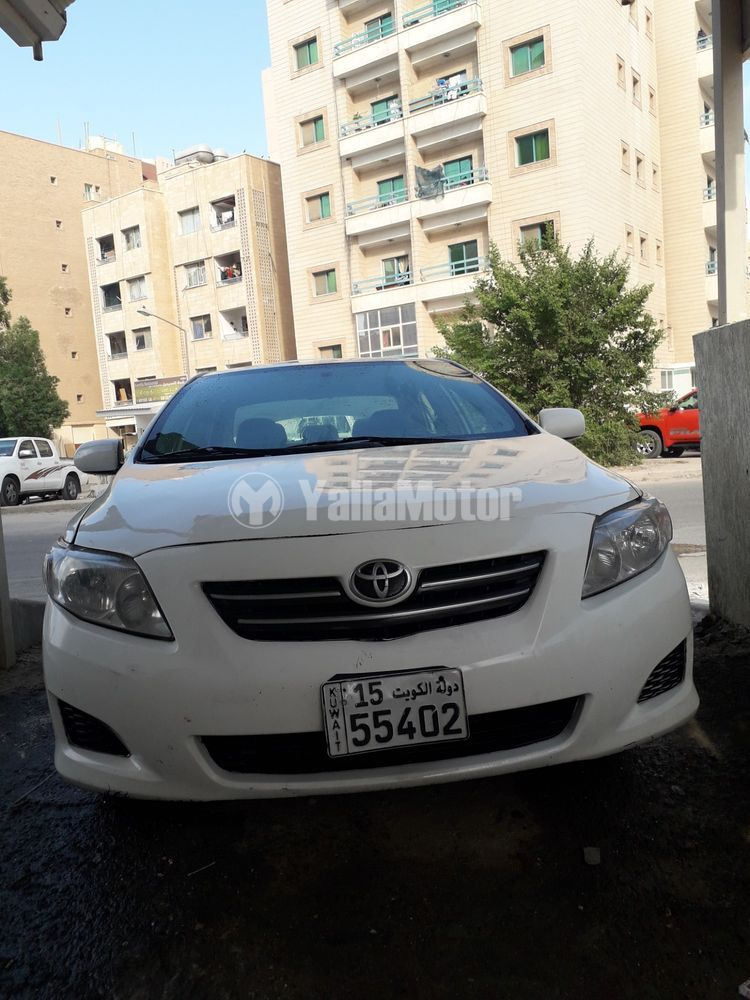 Used Toyota Corolla  1.8L XLI Hybrid 2010