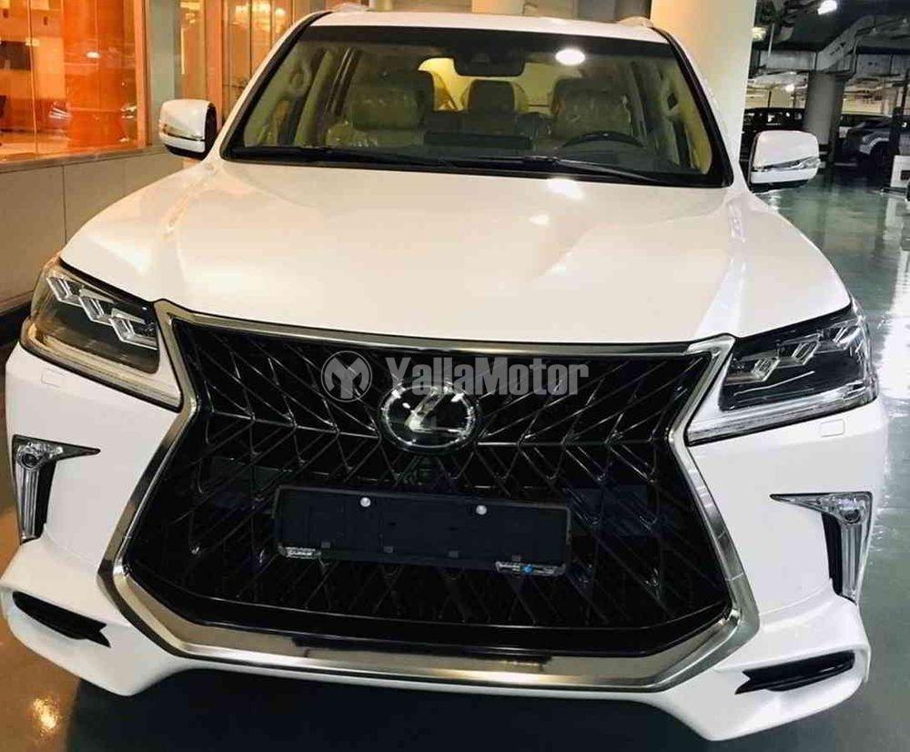 New Lexus LX 570  S 2020