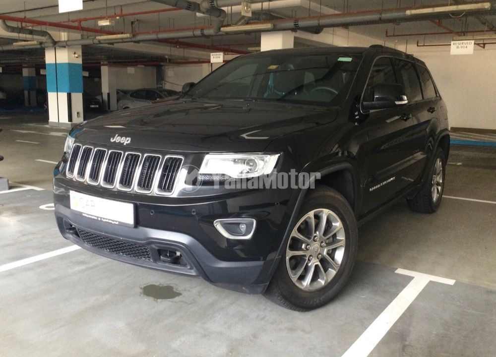 Used Jeep Grand Cherokee 2016