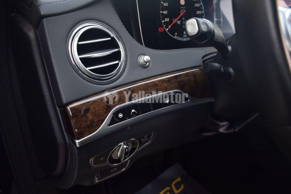 مرسيدس بنز الفئة أس  S 350 2018 مستعملة