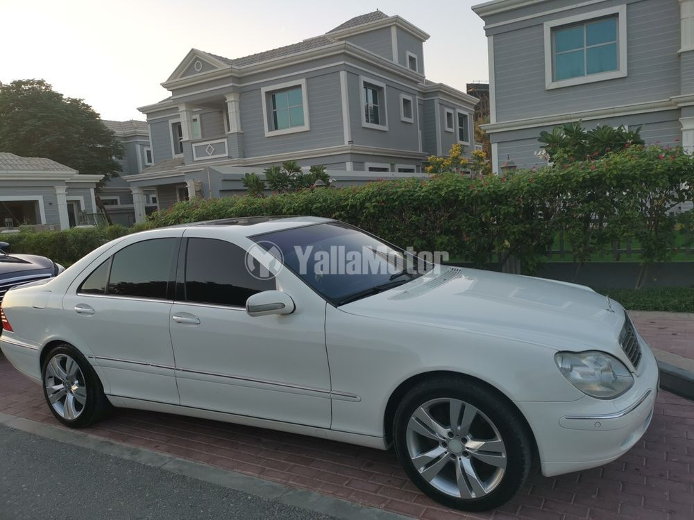 Used Mercedes-Benz S-Class  S 500 2002