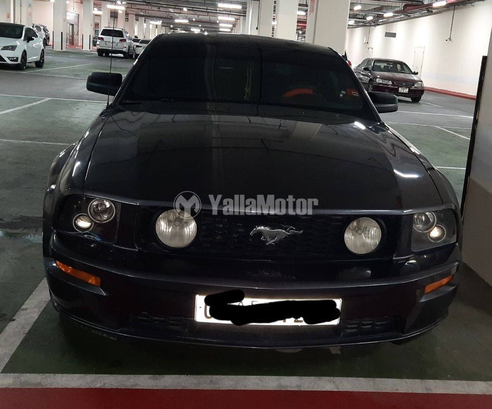 Used Ford Mustang V6 Coupe 3 7l Premium 2009 1093817 Yallamotor Com