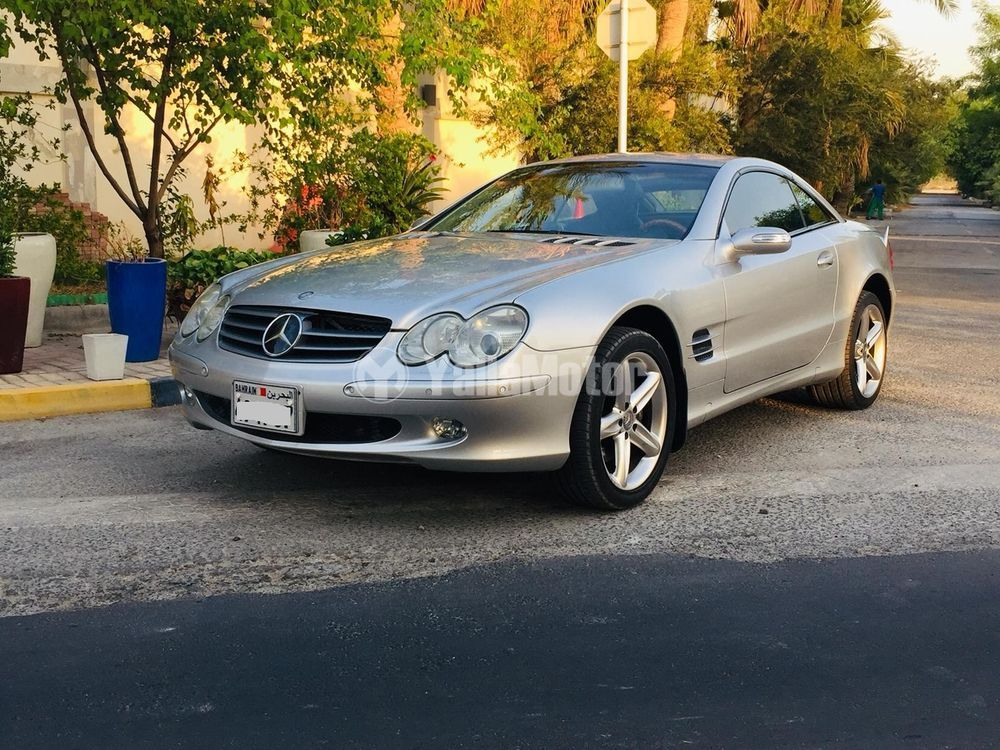 Used Mercedes-Benz SL-Class  SL 500 2004