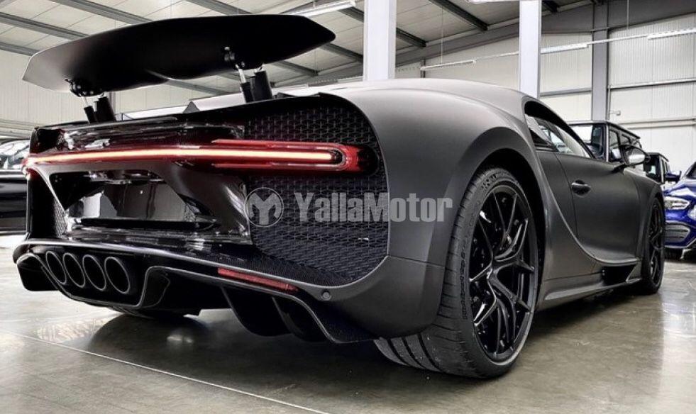 Used Bugatti Chiron  8.0L W16 2020