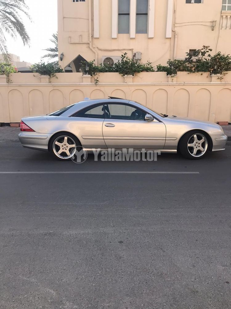 Used Mercedes-Benz CL-Class  CL 500 2003