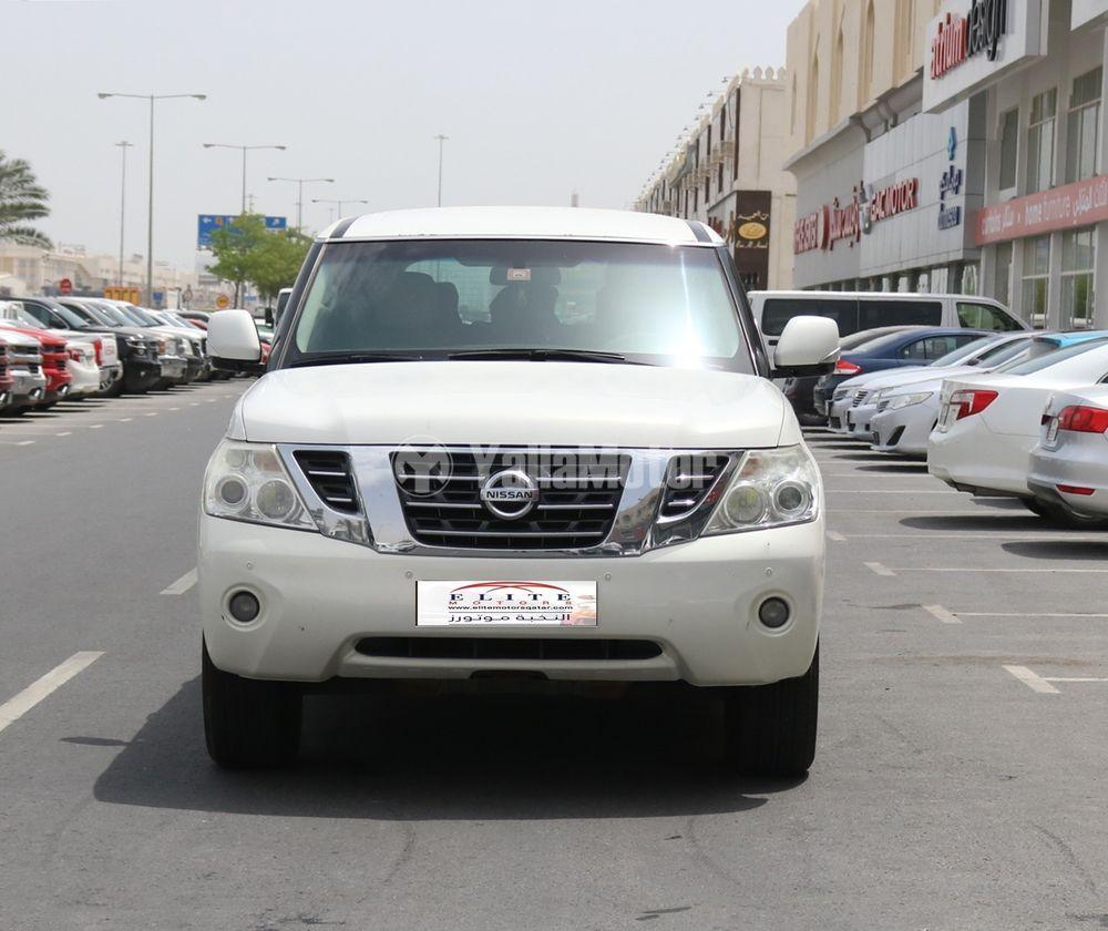 Used Nissan Patrol  4.0L SE Platinum City 2011