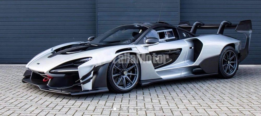 New McLaren Senna  4.0T V8 Coupe 2020