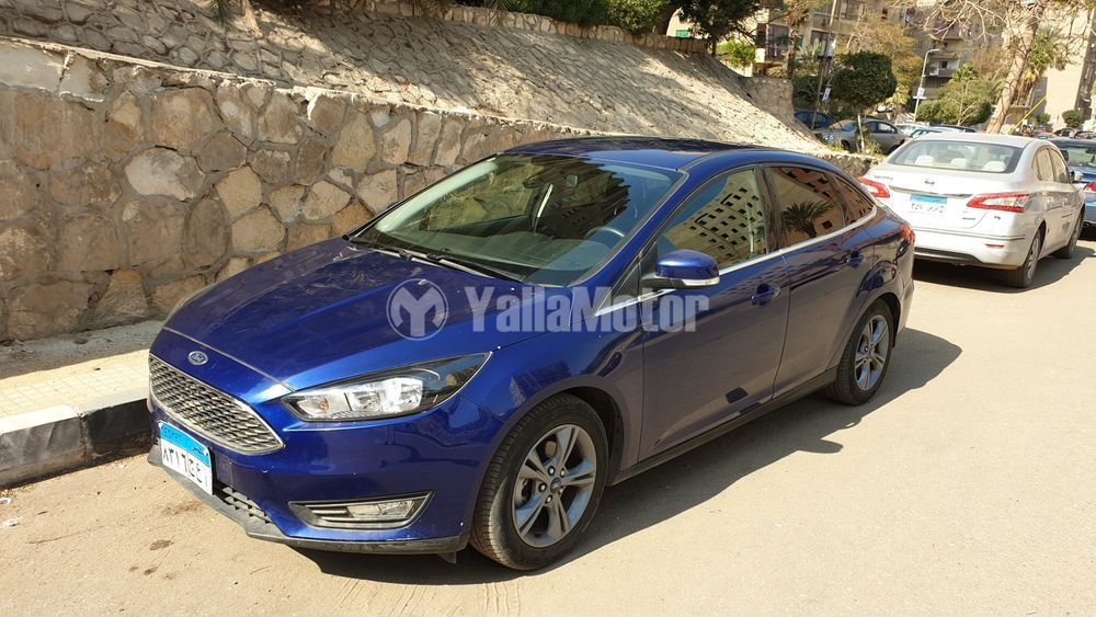 Used Ford Focus 2018