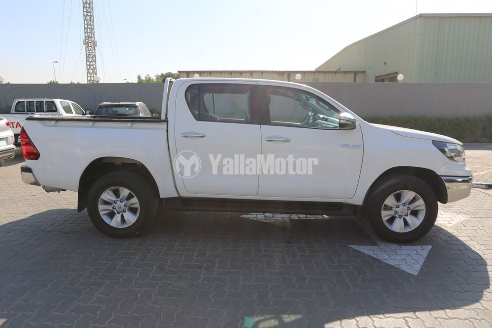 Used Toyota Hilux 2.7L Double Cab 4x4 2017