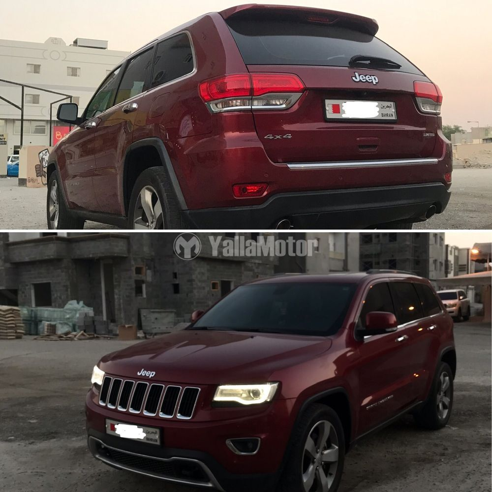 Used Jeep Grand Cherokee  Limited 5.7L 2014