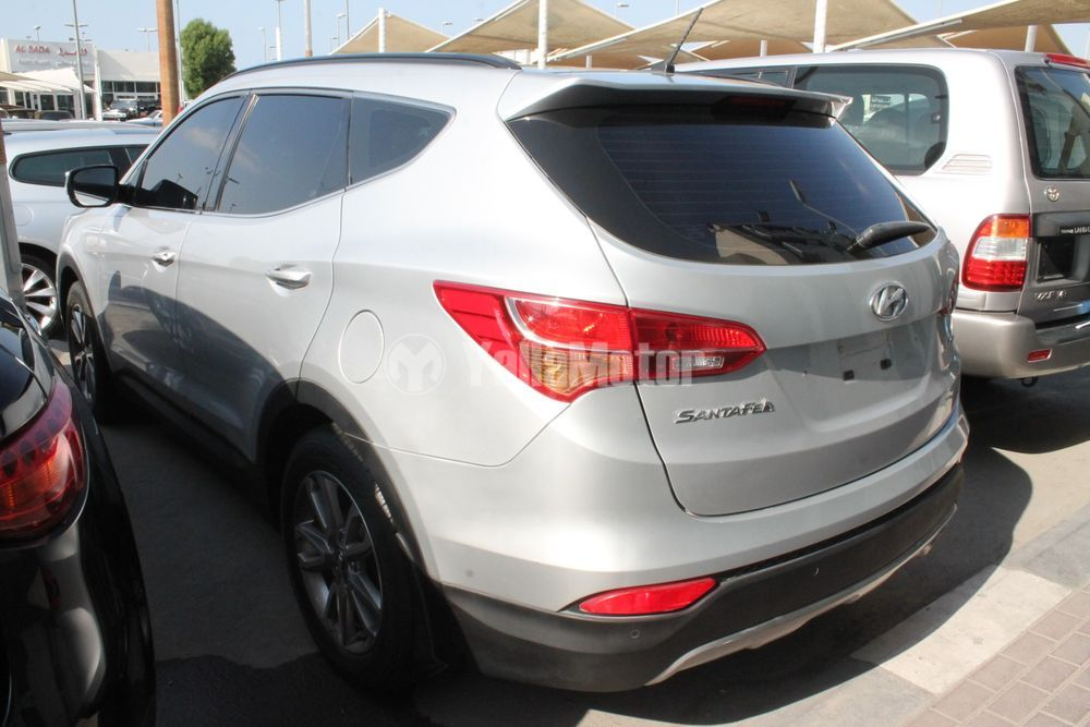 Used Hyundai Santa Fe 2013