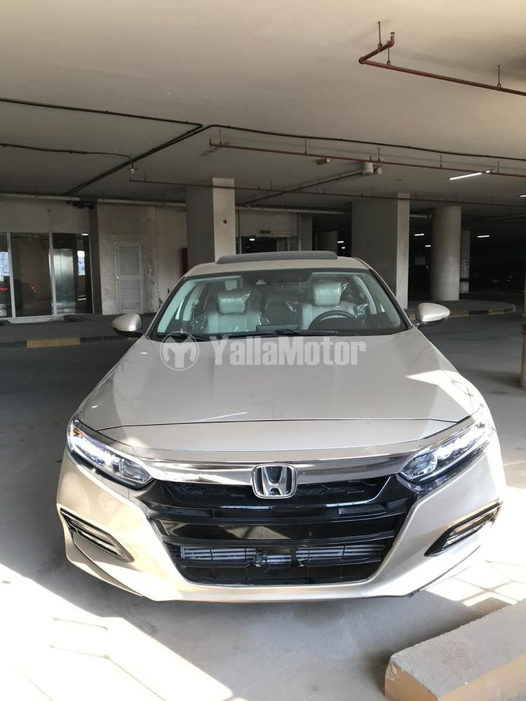 Used Honda Accord 1.5T Highline 2018