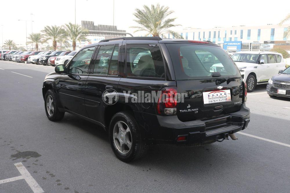 Used Chevrolet Trailblazer LS 4WD 2007