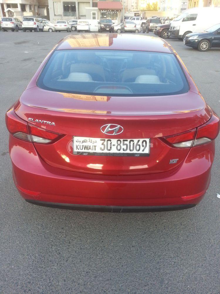 Used Hyundai Elantra 2015
