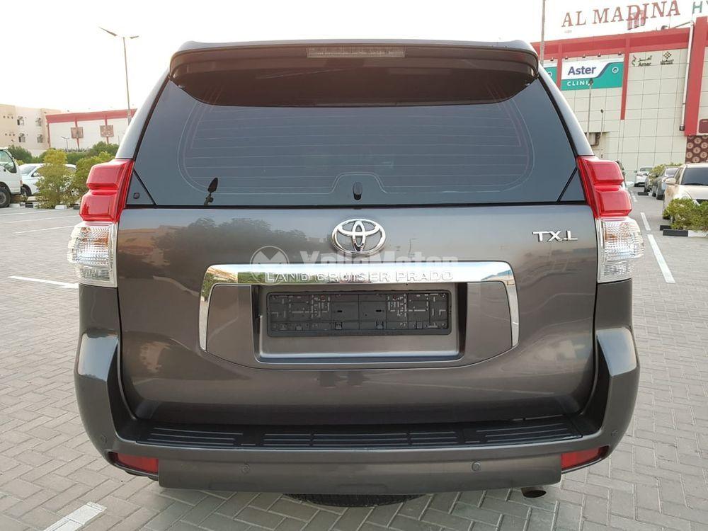 Used Toyota Land Cruiser Prado 2011