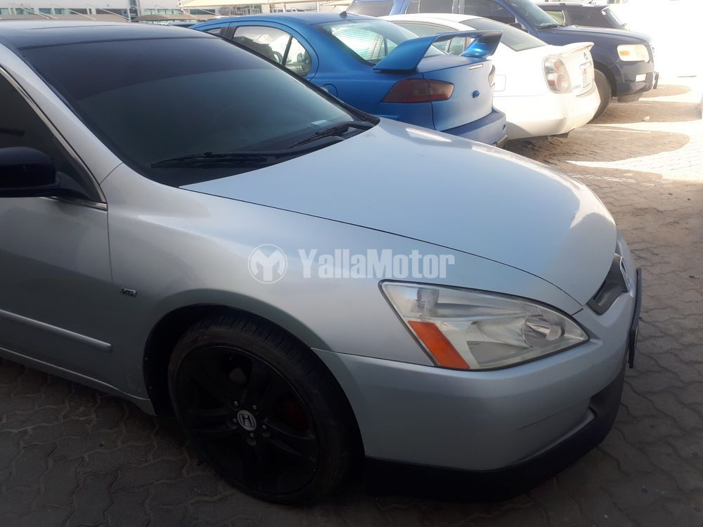 Used Honda Accord 2.4L LX + Sunroof + Aluminum Wheels 2003