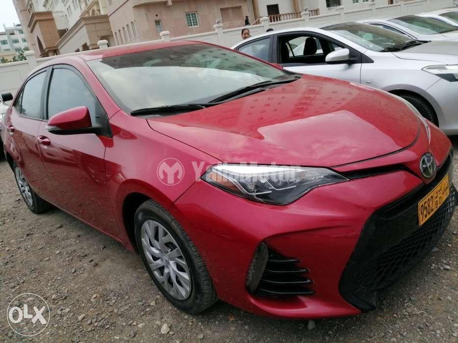 Used Toyota Corolla 1.8L 2017