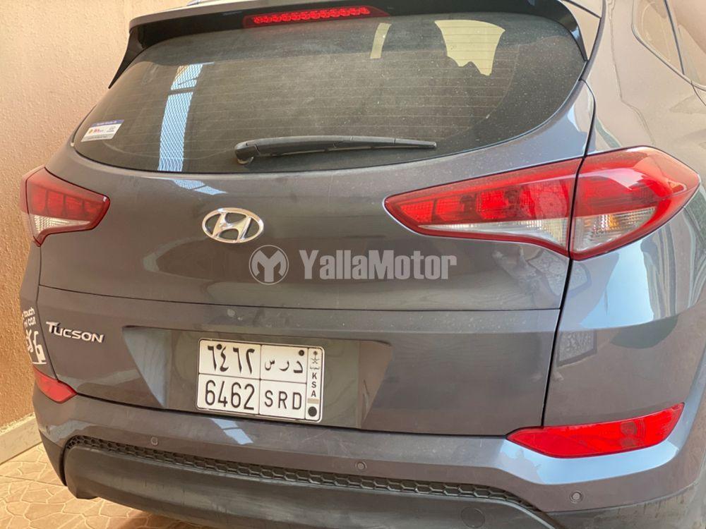 Used Hyundai Tucson 2018