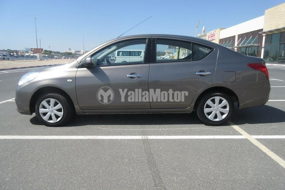 New Nissan Sunny 1.5L SV 2013