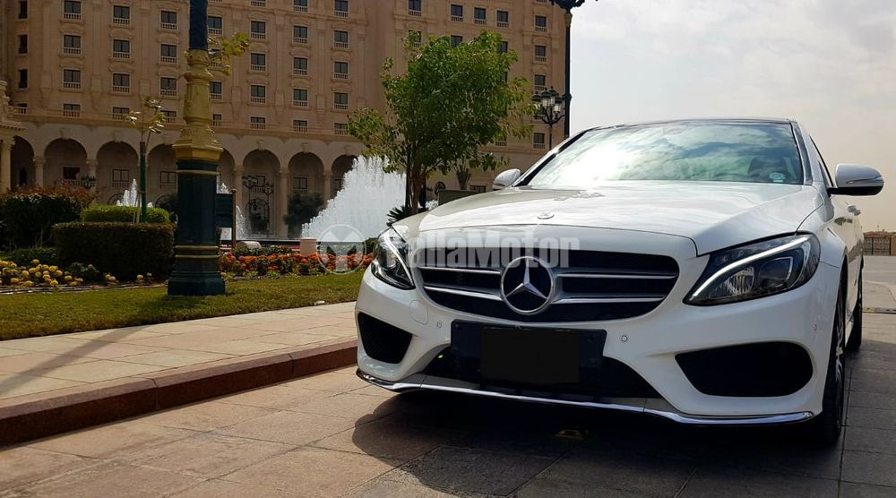 Used Mercedes-Benz C Class Cabriolet C 200 Cabriolet 2015
