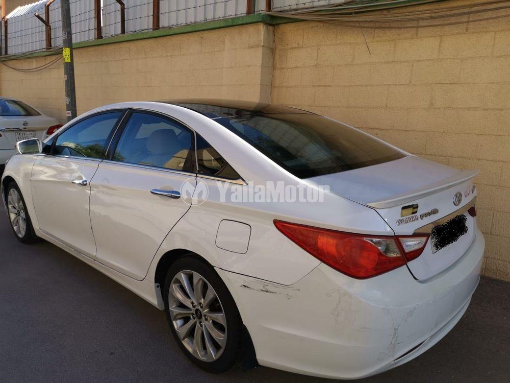 Used Hyundai Sonata 2.4L 2011