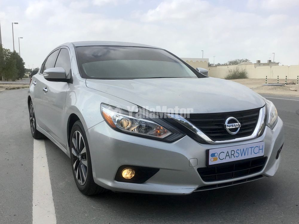Used Nissan Altima 2017