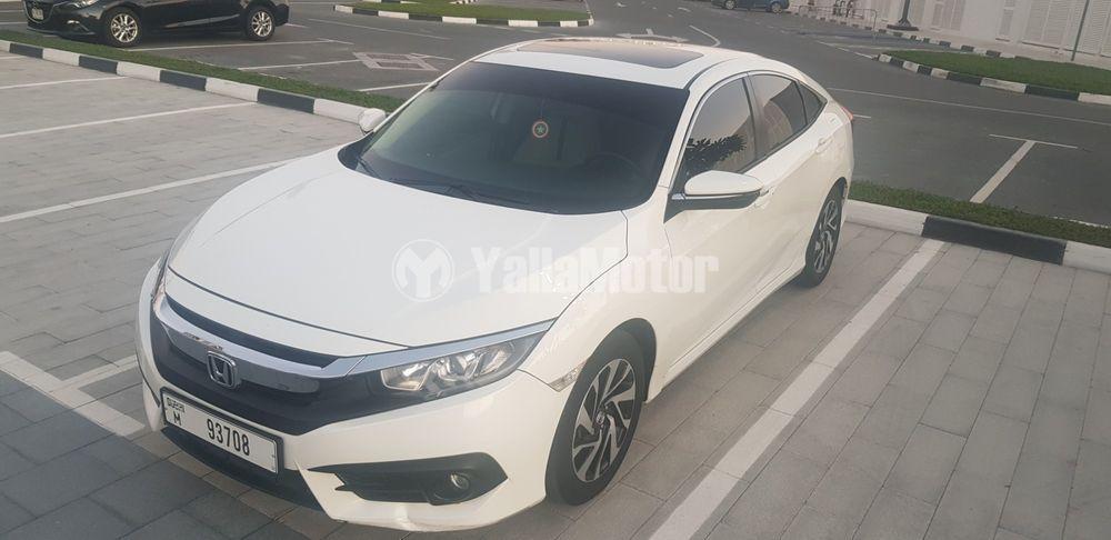 Used Honda Civic 4 door EXi 2016