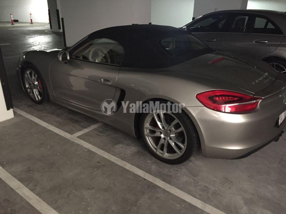 Used Porsche Boxster 2013