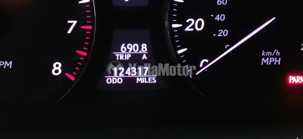 Used Lexus LS 460 4 door 4.6L SWB 2010