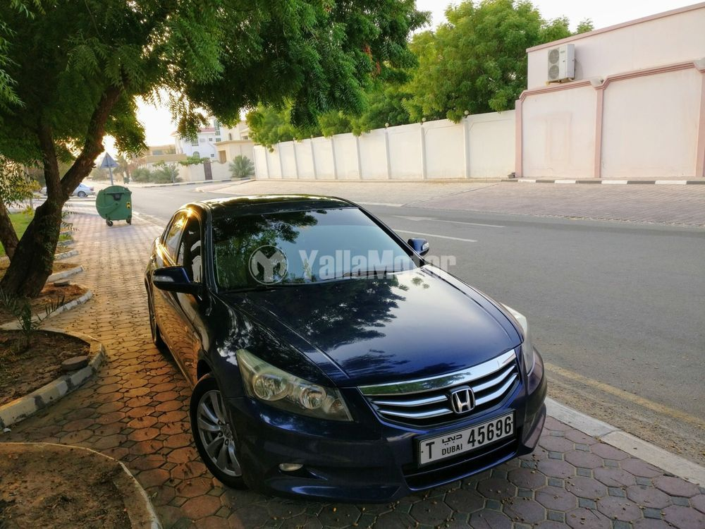 Used Honda Accord 2.4L EX Plus 2012