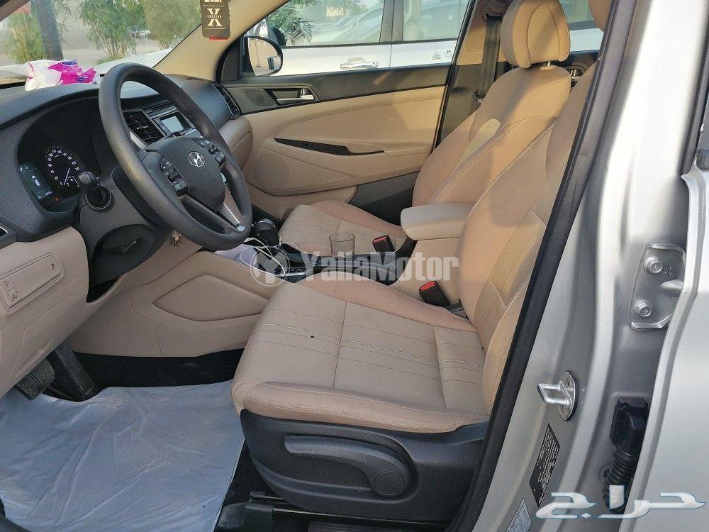 Used Hyundai Tucson 2.0L Mid Option AWD 2018