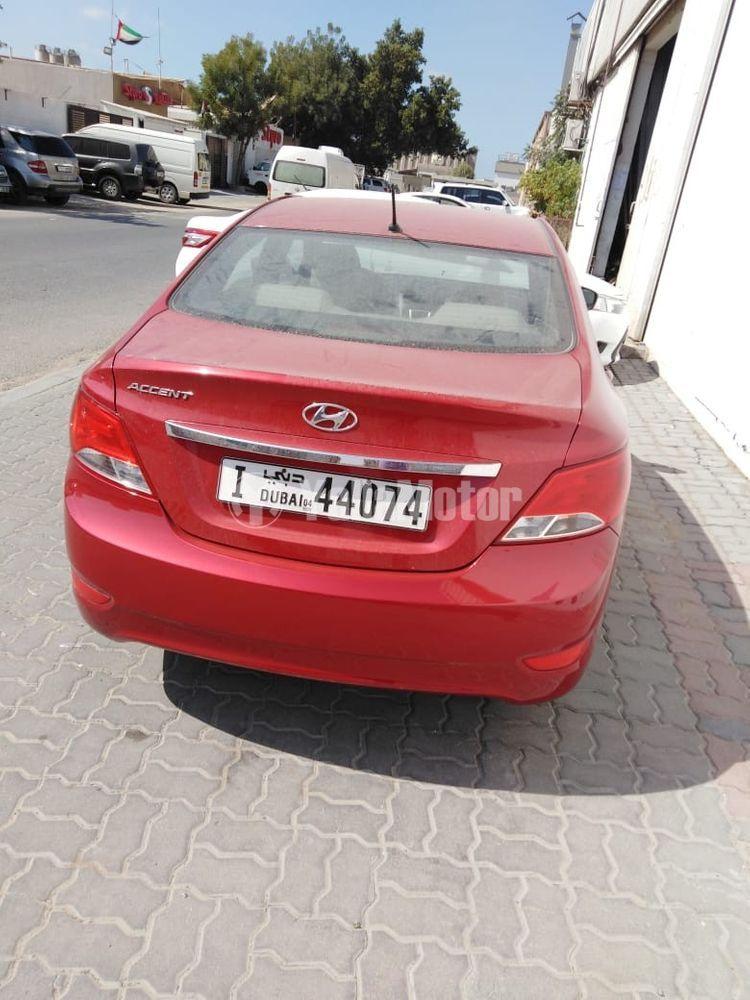 Used Hyundai Accent  1.4L GL 2015