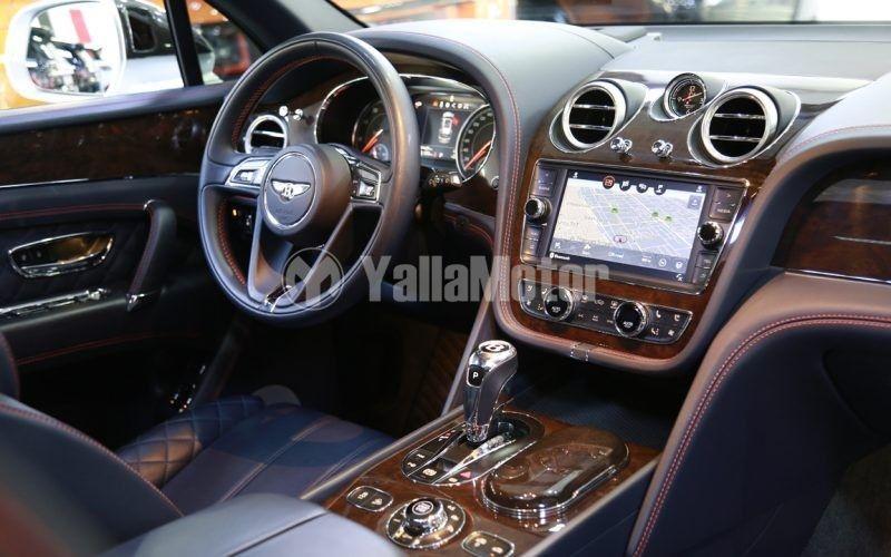 Used Bentley Bentayga 2017