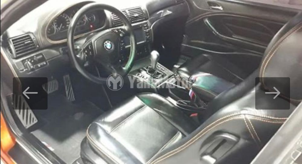 Used BMW 3 Series Coupe 325i 2000