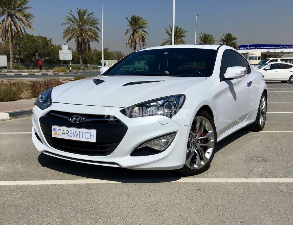 Used Hyundai Genesis 2016