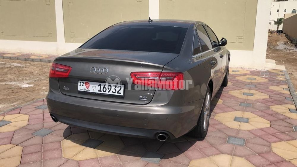 Used Audi A6 2.8L 220 HP 2012
