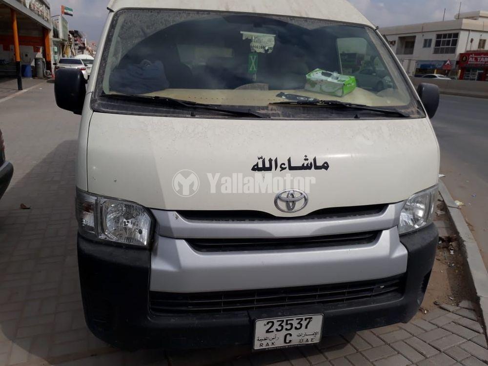 Used Toyota Hiace 2016