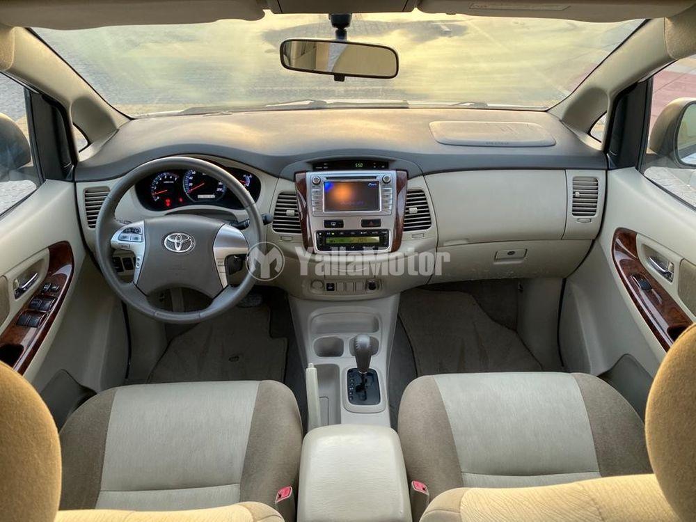 Used Toyota Innova 2014